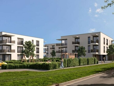 Neubauprojekt Wohnpark Traun Haus 1/Top 4
