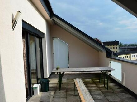 Schöner Wohnen - Dachgeschosswohnung in Zentrumslage