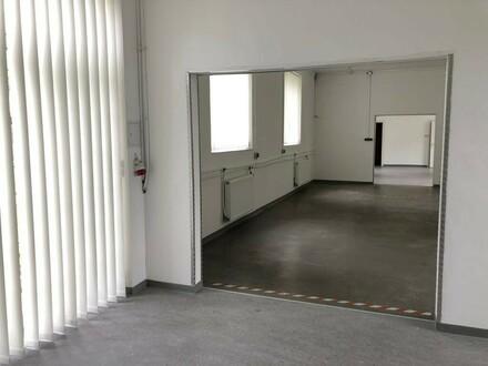 Büro inkl. Lagerflächen in Linz