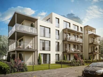 Neubau 3-Zimmer-Eigentumswohnung - Projekt Fountain Suites