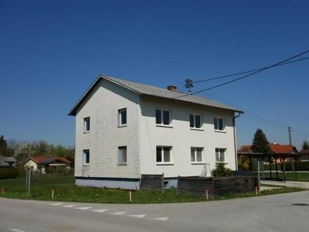Sanierungsbedürftiges Ein-/Zweifamilienhaus in ruhiger Lage
