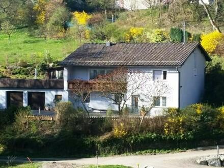 Eigenheim in Ruhelage mit großem Garten