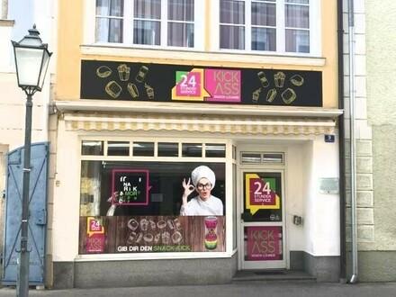 Geschäftslokal im Zentrum von Peuerbach