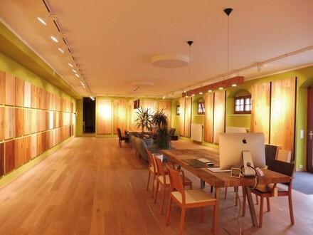 Elegante Büro- oder Ausstellungsflächen im Zentrum