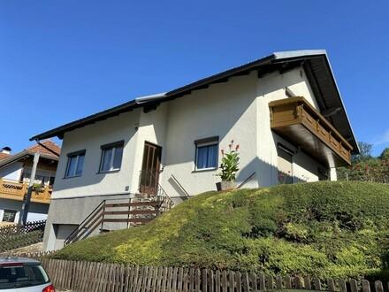 Wohnhaus am Kochfeld mit 2 Wohneinheiten
