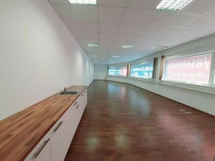 Büro, Ausstellungsräume