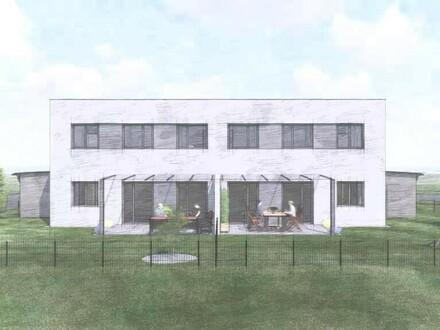 Ziegelmassiv-Doppelhaushälfte in schöner Lage (Haus1/1)