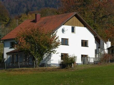 Wohnhaus in Einzellage
