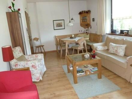 2 Zimmer Ferienappartment mit 10 m² Eckbalkon