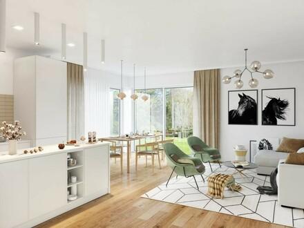 Provisionsfrei - Attraktive Doppelhaushälften in Perg-Stadt