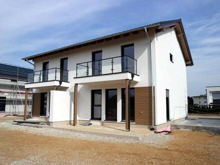 Moderne Doppelhäuser in schöner Aussichtslage