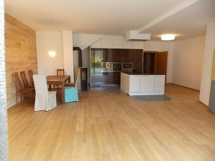 Ideale Familienwohnung- 145m² Wohnfläche mit Terrasse und eigenem Garten.