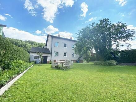 Gepflegtes Mehrfamilienhaus mit schöner Gartenanlage