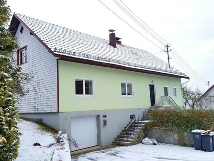 Wohnhaus in ruhiger, ländlicher Lage