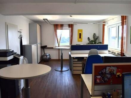 Bürogebäude (auch Teilflächen) zu vermieten!