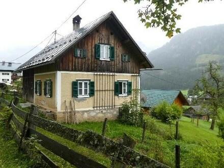 Typisches Gosauer Haus in Bestlage