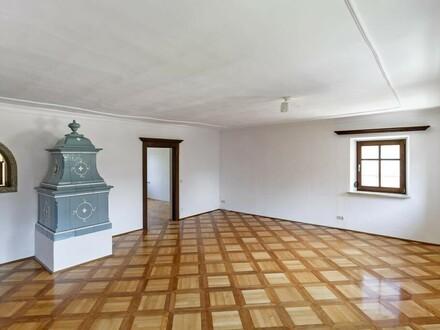 Klassische Wohnung mit großer Terrasse
