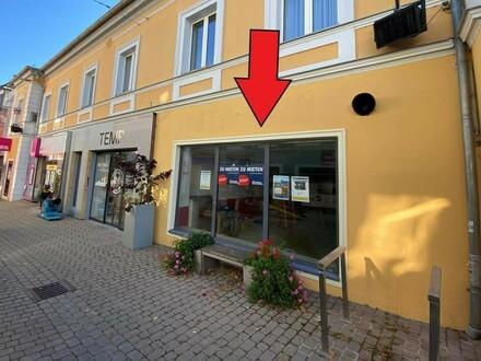 Zwei Büro oder Geschäftsflächen im EG in sehr zentraler Lage
