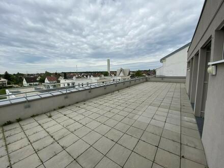 Penthouse Wohnung mit großer Terrasse!