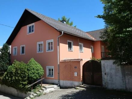 Wohnhaus im Ortszentrum