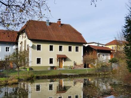 Wohnhaus im Ortsgebiet