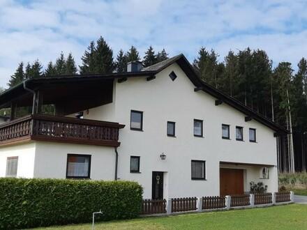 Wohnhaus mit 2 Wohneinheiten