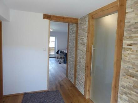 Etagenwohnung mit Balkon und Terrasse