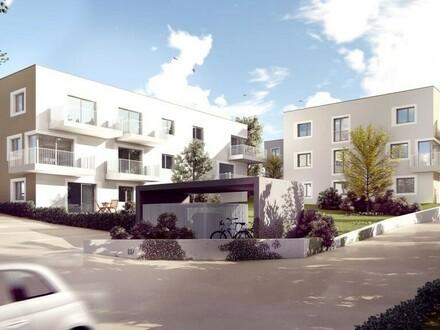 4-Zimmer Neubauwohnung im Wohnpark Traunfall
