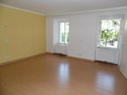 Kleine Wohnung/Praxis in alter Villa