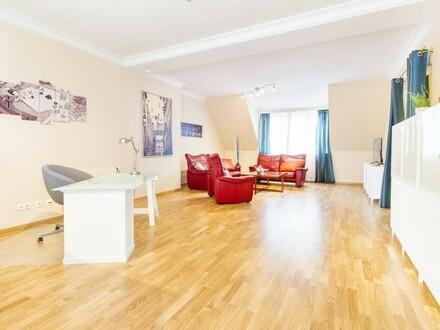 Traumhaftes Dachterrassen-Apartment mit Top-Möblierung!