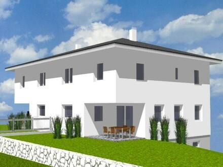Neubau Doppelhäuser in Haidershofen bei Steyr