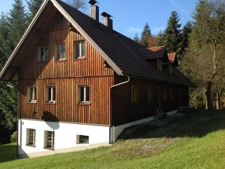 Idyllisches Landhaus in Alleinlage