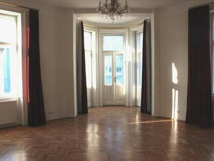 Repräsentativer Stilaltbau in wunderschönem Gründerzeithaus