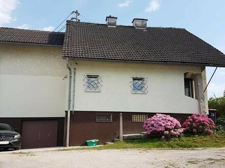 Wohnhaus mit unverbautem Ausblick