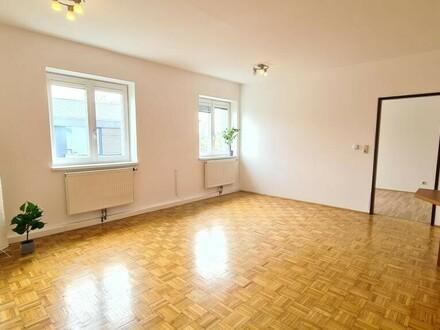 Attraktive 2-Zimmer Wohnung im obersten Stock
