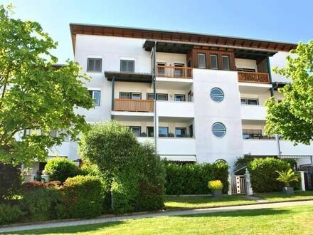Top-Wohnung mit 3 Schlafzimmern und Traunsteinblick
