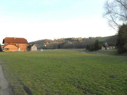 Gewerbegrund in Schlüßlberg