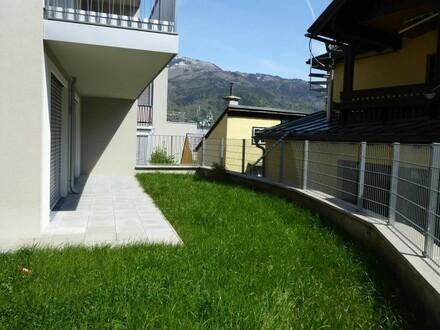 Kompakte Kleinwohnung mit Eigengarten!