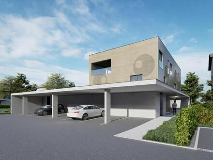 NEUBAU - moderne Architektenwohnung mit hochwertiger Ausstattung
