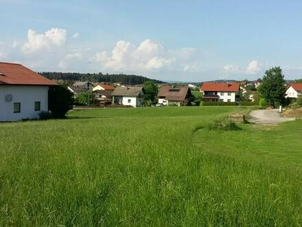 Baugrund im Ortsgebiet