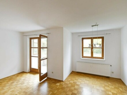 Gemütliche Erdgeschoss-Wohnung