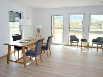 Erstbezug einer neu errichteten Doppelhaushälfte