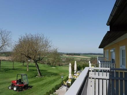 Kleine Eigentumswohnung für Golffans