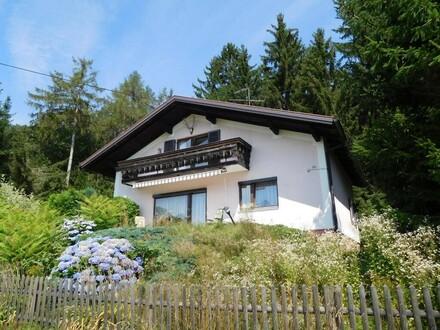Wohnhaus mit Fernblick