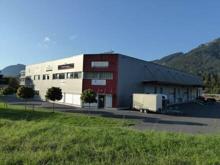 Betriebsflächen - Prodkution / Werkstatt / Lager / Büro