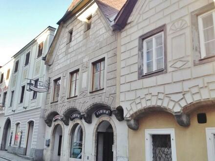 Stadthaus mit Garten im Zentrum von Steyr