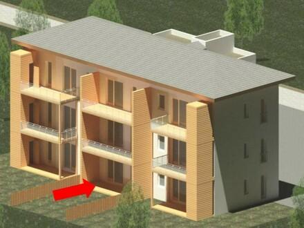 Neue Eigentumswohnung mit Garten in schöner Lage, Top 2