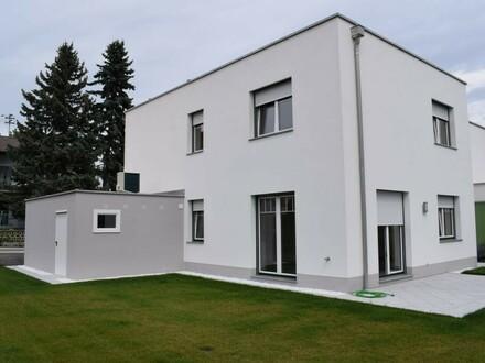 Neubau Doppelhaushälfte in absoluter Ruhelage