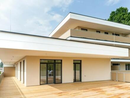Wohnung mit wunderschöner Dachterrasse