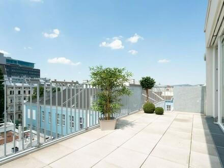 Wohnbereich mit Ausgang auf die Terrasse